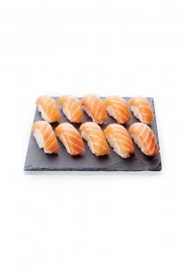 Menu Sushi Saumon 10 Pièces
