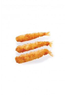 Crevettes Tempura
