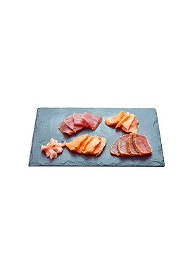 Menu Assortiment Sashimi 16 Pièces