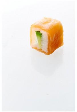 Salmon Avocat Cheese