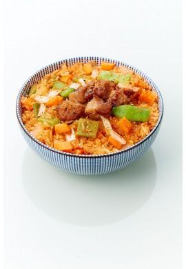 Riz Kimchi Poulet