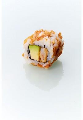 Maki Crispy Crevette Tempura Avocat Sésame