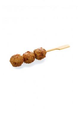 Tsukune (boulette de poulet)
