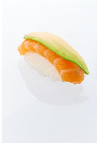 Sushi saumon, avocat