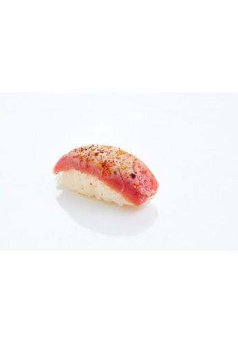 Sushi tataki thon epicé