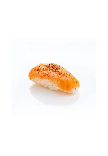 Sushi tataki saumon epicé x2