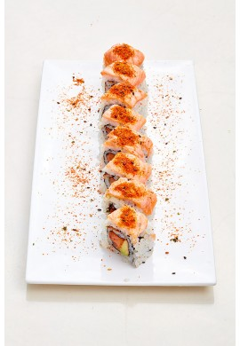 BIG ROLL Salmon Spicy