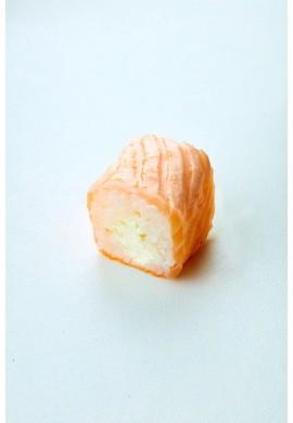 Maki salmon cheese braisé