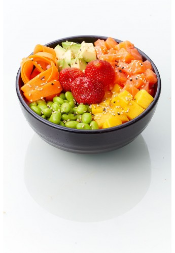 Poke Bowl saumon gourmand