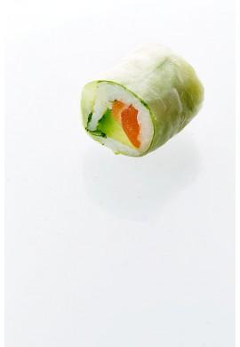 Green Saumon Avocat X6