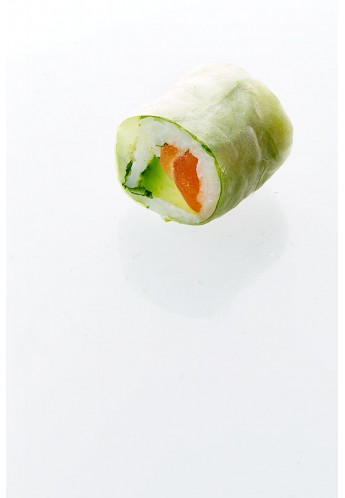 Green saumon