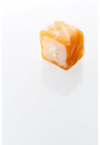 Salmon fromage frais